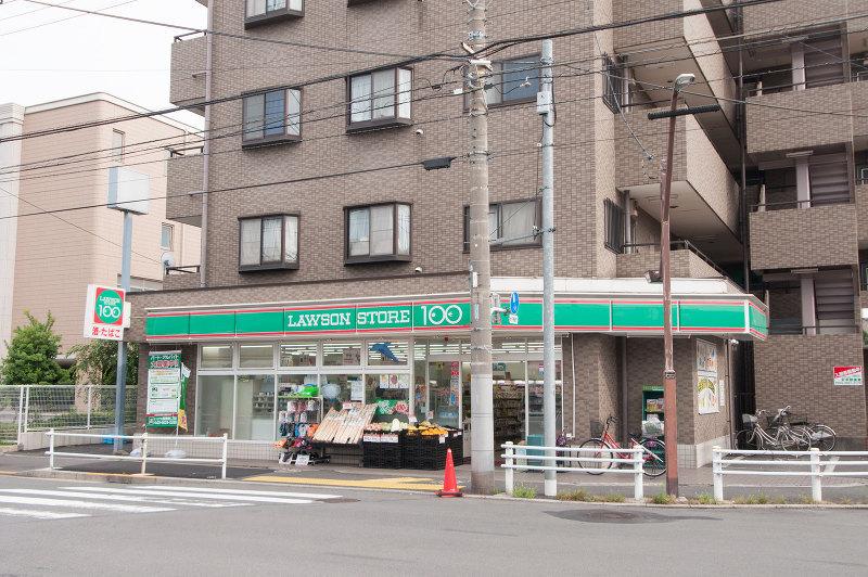 ローソンストア100葛飾東堀切2丁目店