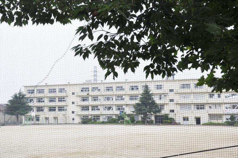 栗ヶ沢中学校