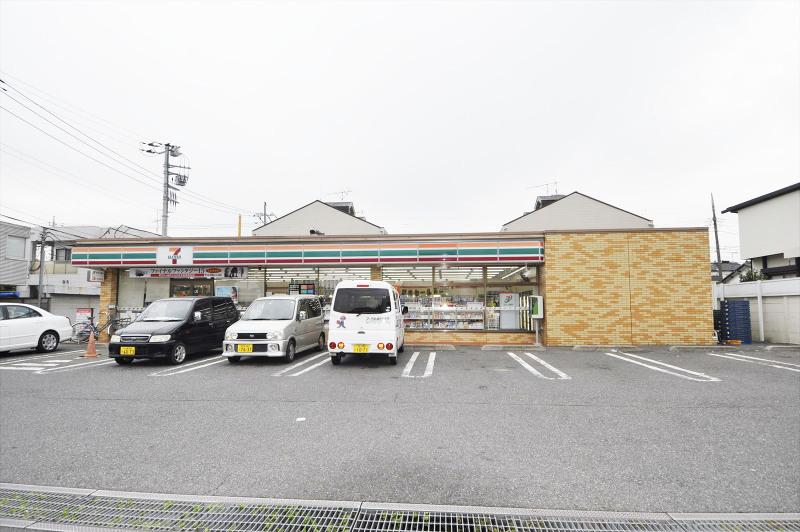 セブンイレブン松戸千駄堀店
