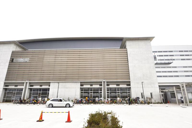 区立水元総合スポーツセンター