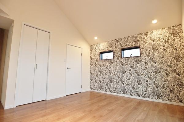 2階 寝室 (7.5帖)