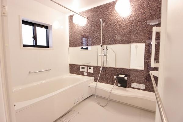 2階 浴室(広々1.25坪タイプ)
