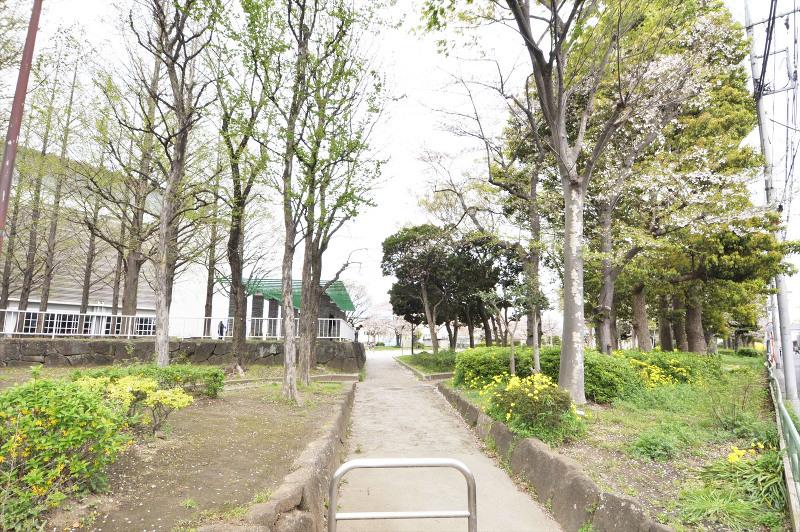 水元中央公園(ポニースクール側)