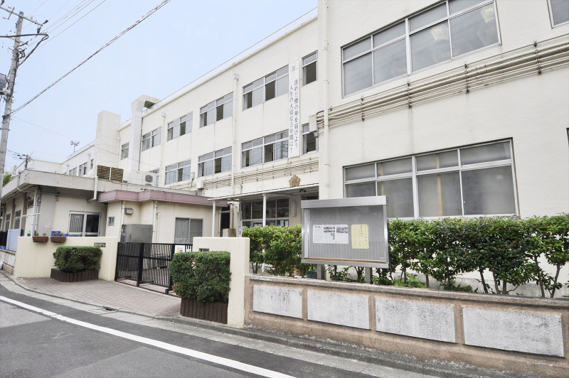桜道中学校