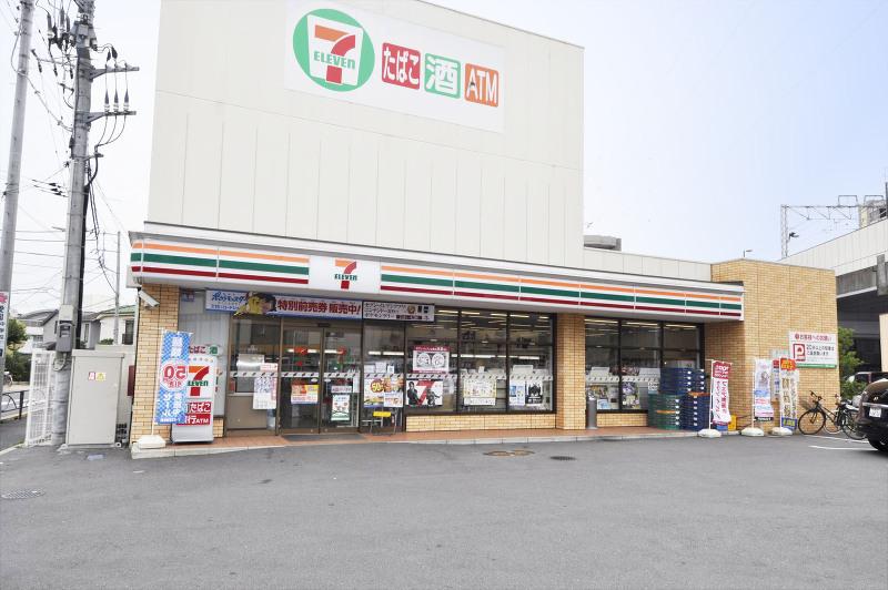 セブンイレブン葛飾新柴又駅前店