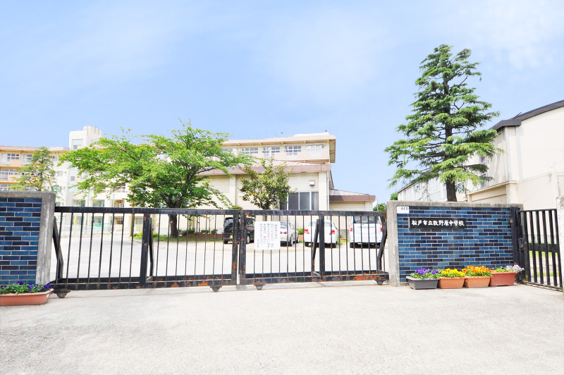牧野原中学校