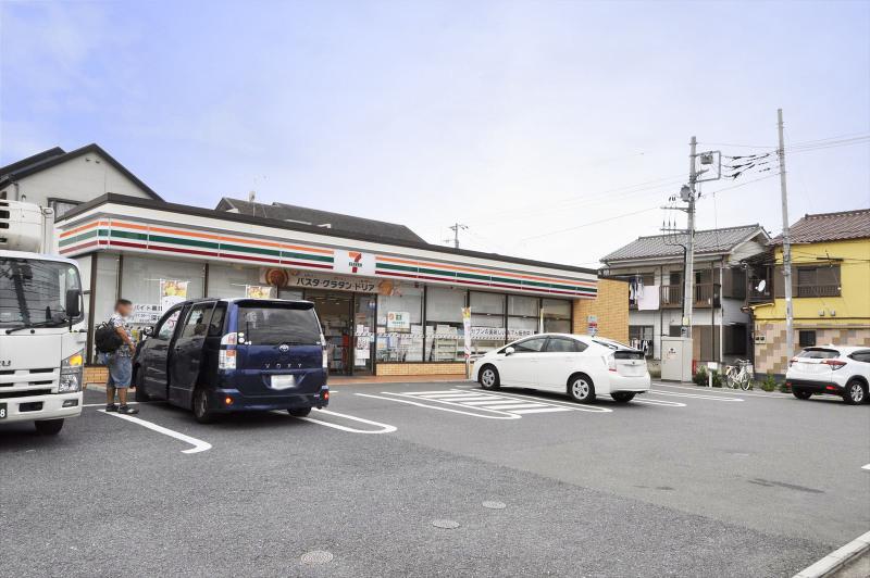 セブンイレブン足立辰沼東店