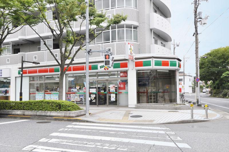 サンクス足立竹の塚二丁目店