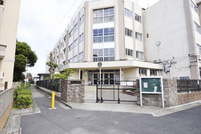 本田中学校