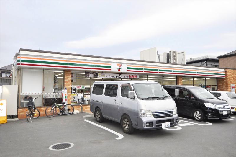 セブンイレブン葛飾東水元5丁目店