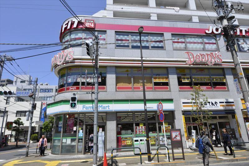 デニーズ綾瀬駅前店