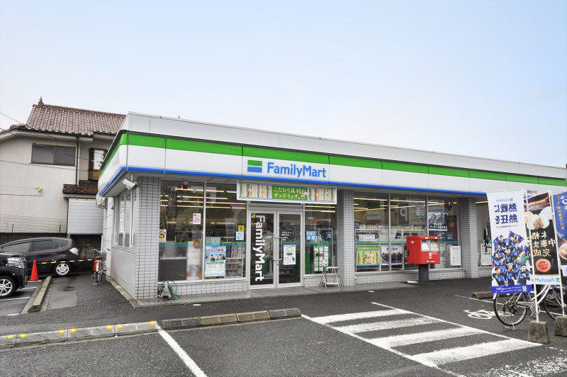 ファミリーマート葛飾水元店