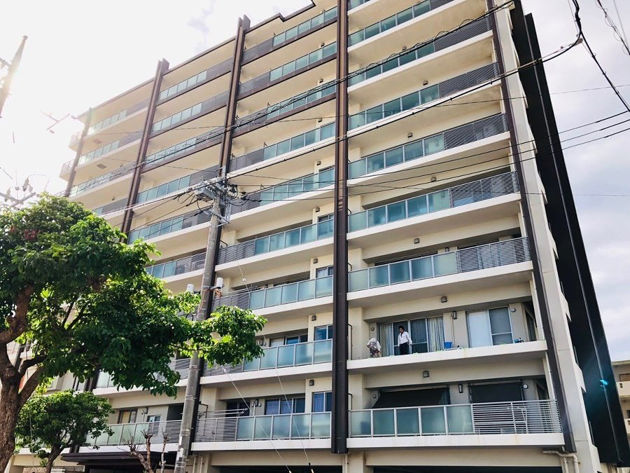 沖縄市高原7丁目の物件画像