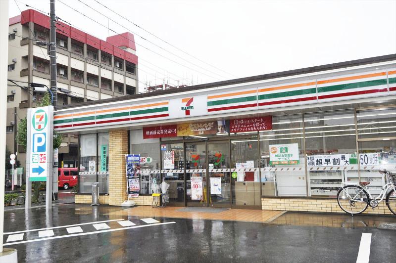 セブンイレブン足立大谷田店