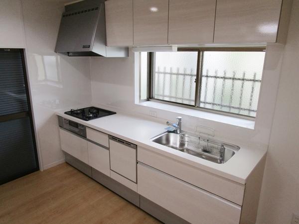 食洗機付システムキッチン!