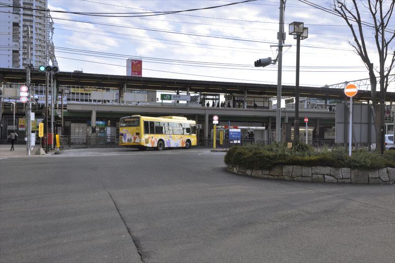 常磐線「金町」駅バス12分 「水元5丁目」停歩3分