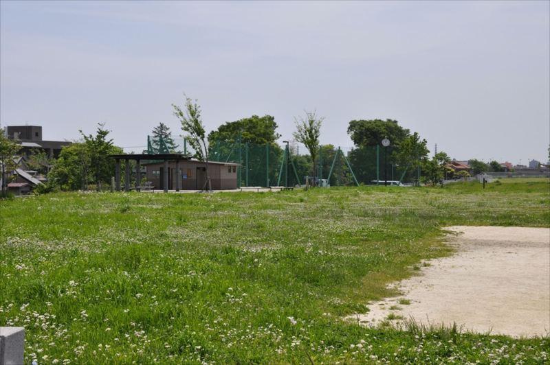西水元水辺の公園
