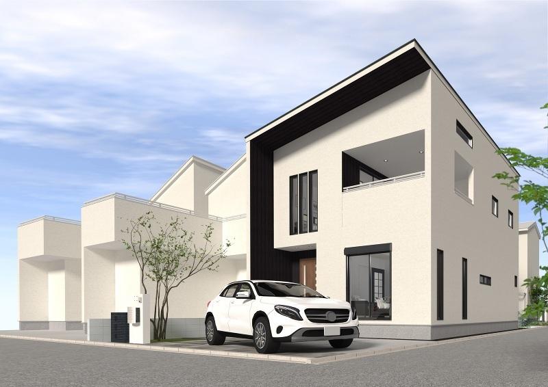 建物は全区画フリープランで建築可能です!専属の設計士、デザイナーが快適な暮らしのコーディネートを提案いたします!