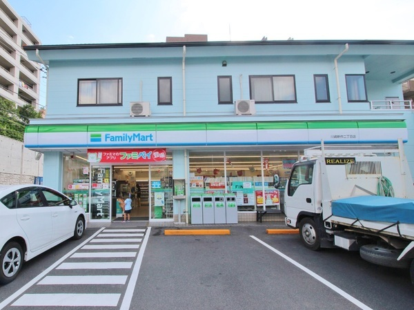 ファミリーマート川崎新作二丁目店
