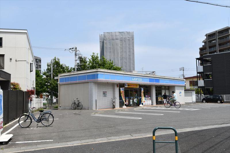 ローソン竹の塚二丁目店