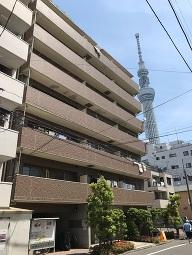 本所吾妻橋駅|マンション