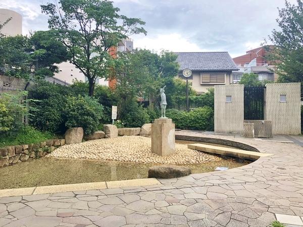 谷端川第二親水公園