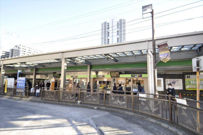 常磐線『金町』駅バス11分『水元そよかぜ園』停歩3分