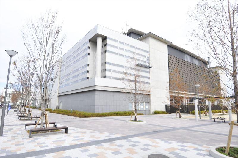 水元総合スポーツセンター体育館