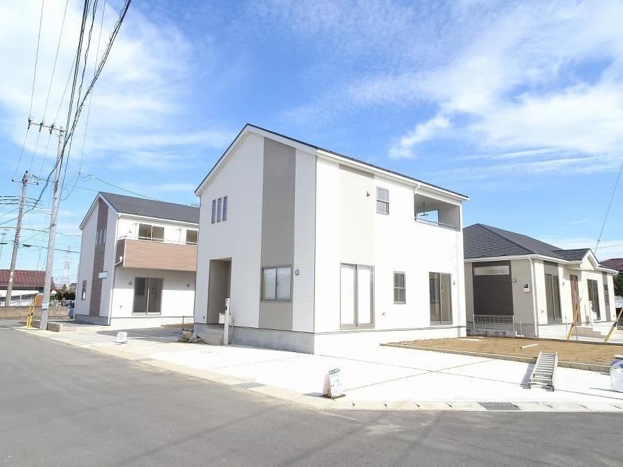 クレイドルガーデン君津市人見第3(Ⅱ期) 新築分譲住宅