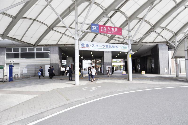 つくばエクスプレス「八潮」駅バス7分 「佐野センター前」停歩6分