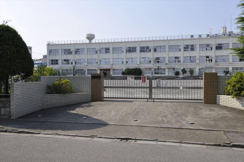 中川北小学校