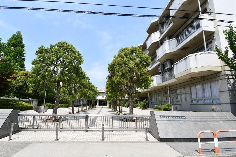 入谷南中学校