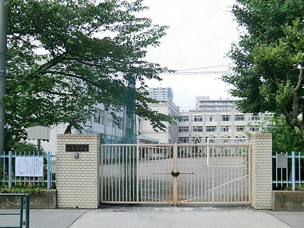 品川区立東海中学校