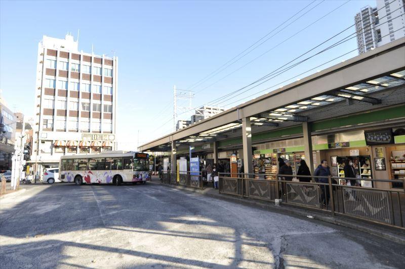 常磐線「金町」駅バス8分 「二丁目東」停歩2分