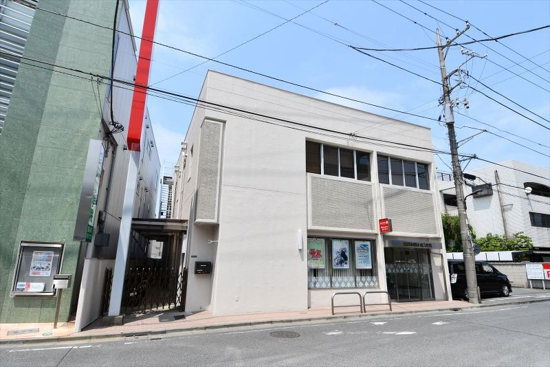 東日本銀行舎人支店