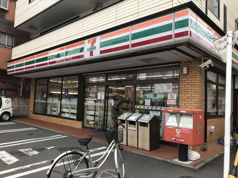 セブンイレブン葛飾堀切4丁目店