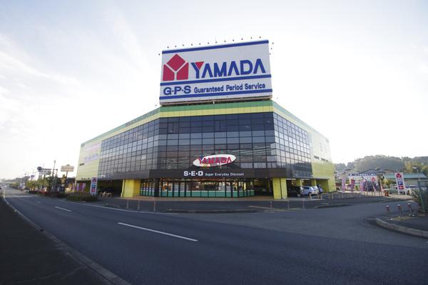 ヤマダ電機テックランド厚木店
