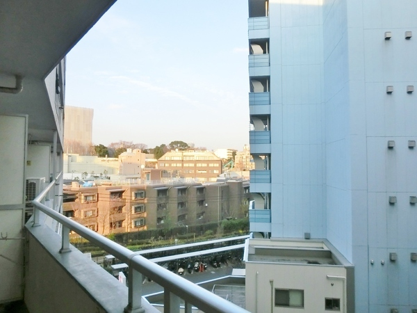 バルコニ―からの眺望