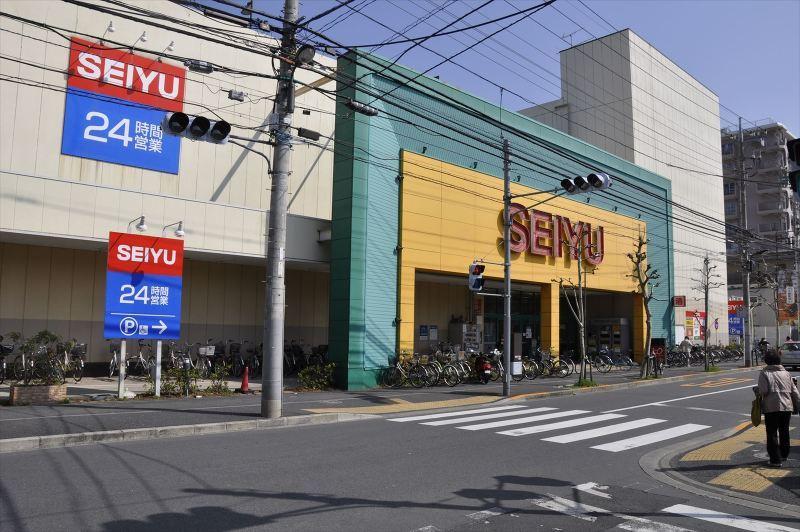 西友青井店