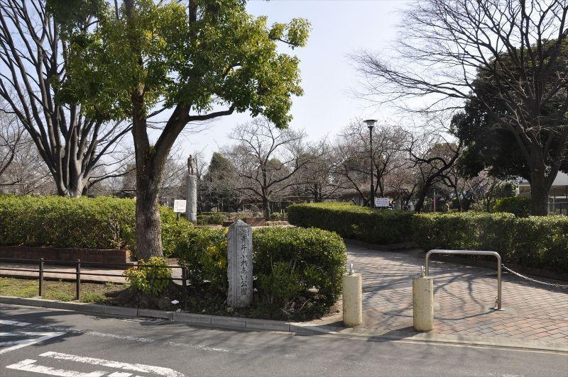 青井ふれあい公園