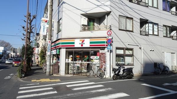 セブンイレブン世田谷上野毛店