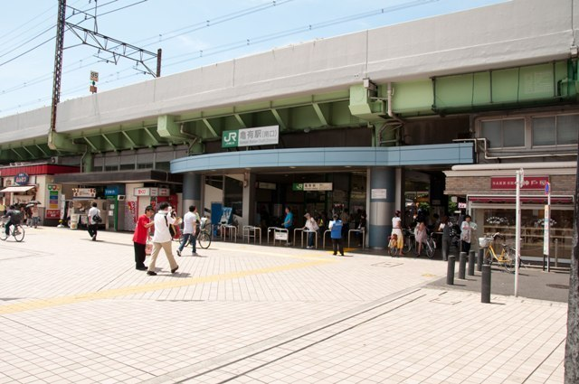 常磐線「亀有」駅バス8分 「大谷田四丁目」停歩1分