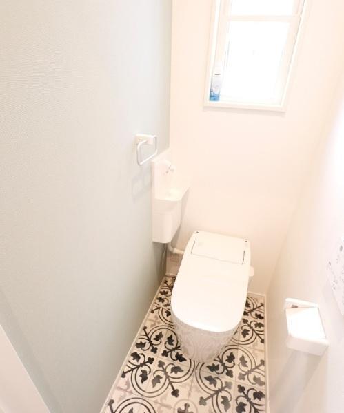 当社トイレ施工例です。
