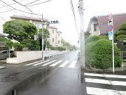 東京都世田谷区成城3丁目の画像