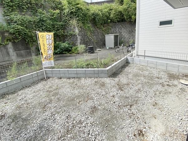 嬉しいお庭スペースあります。