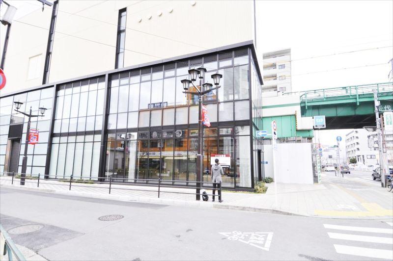 常磐線「亀有」駅バス16分 「中川小学校前」停歩5分
