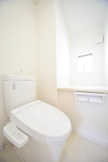 手洗い付き ウォシュレットトイレ