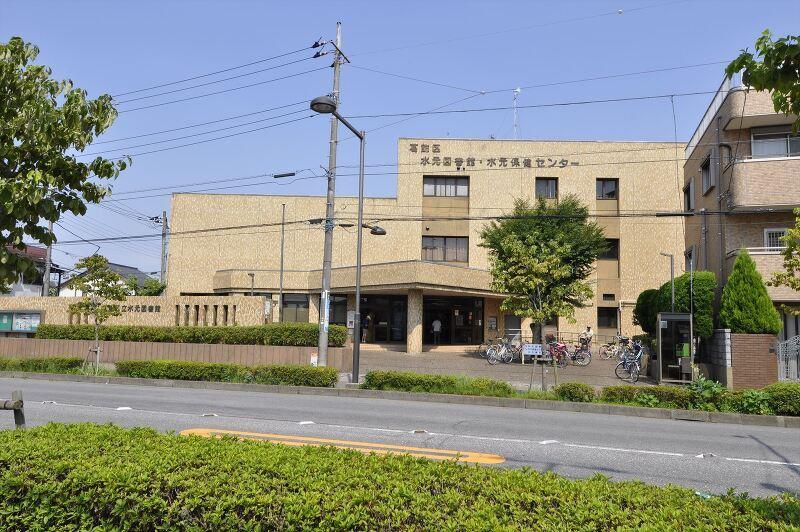 葛飾区立水元図書館
