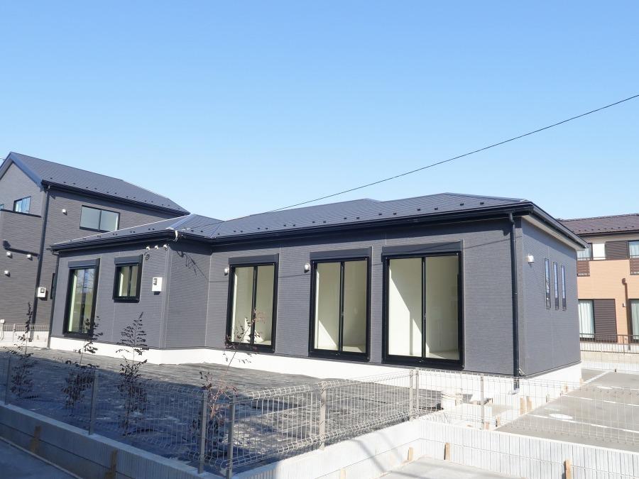 リナージュ茂原市緑ヶ丘20-1期 新築分譲住宅(全2棟)1号棟  平屋建ての家