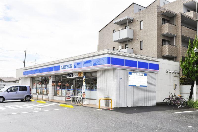 ローソン水元四丁目店